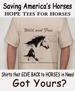Get you HOPE TEES for Horses T-Shirt